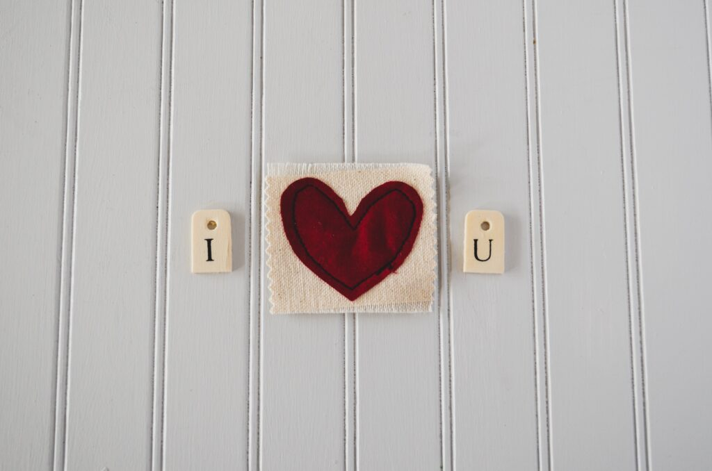 Lockdown Love on Valentines Day